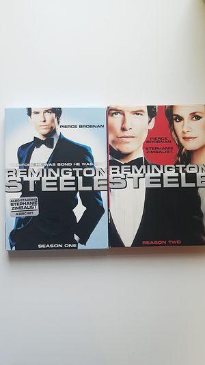 Remington Steele seasons 1 + 2 DVDs for Sale in Springfield, VA