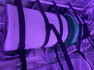"Active Air 4"" 6"" 8"" Inch Inline Fan Carbon Filter Ducting Combo HPS Grow Tent for Sale in Beaverton, OR"