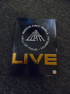 New Rock and Roll Hall of Fame + Museum: Live (DVD, 2009, 3-Disc Set) for Sale in El Paso, TX
