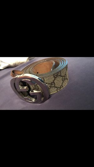 GUCCI BELT size 34 for Sale in Brunswick, OH