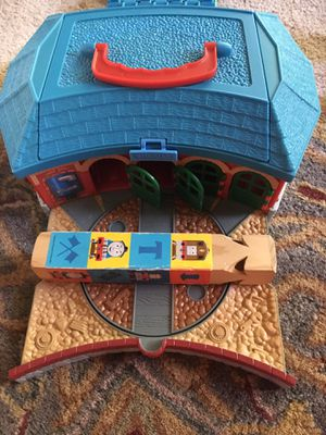 Thomas and Friends Roundhouse and tracks for Sale in Atlanta, GA