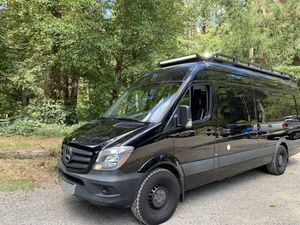Sprinter Conversion Camper Van for Sale in Seattle, WA