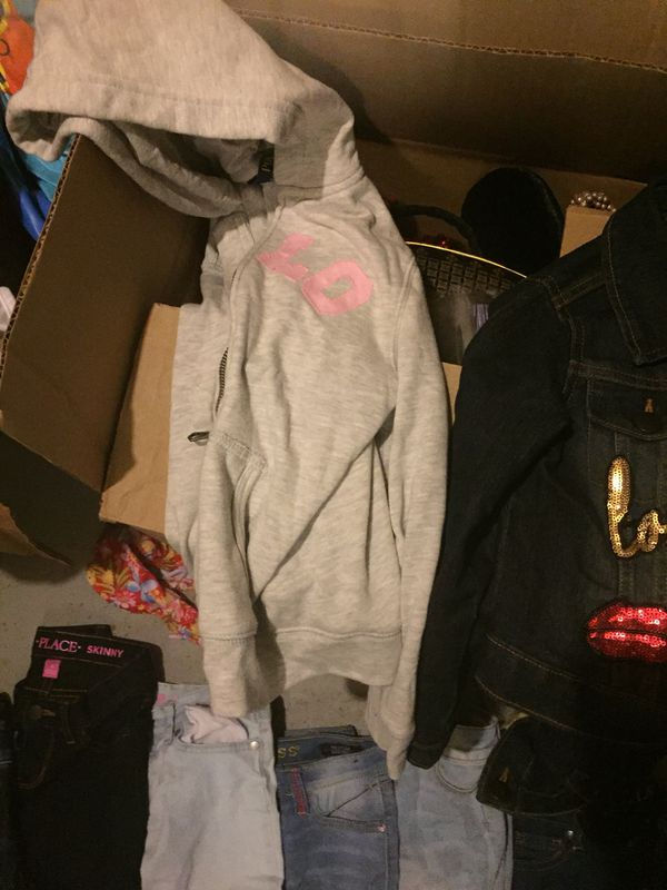 Polo hoodie and Blue jean patch jackets