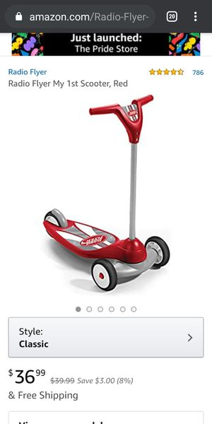 Radioflyer Scooter for Sale in Amarillo, TX