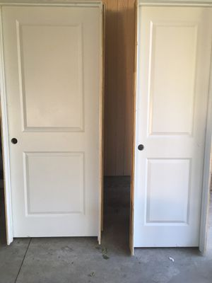 Interior doors 32in and 24in, 36 and 48closet, room for Sale in Grand Prairie, TX