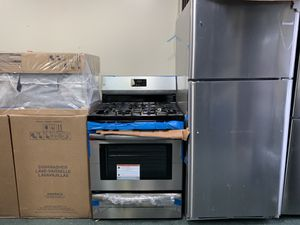 Stainless steel 4pcs kitchen set for Sale in Philadelphia, PA