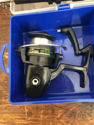 Compact but Complete Fishing Set (Sunshine DF1000) for Sale in Arvada, CO