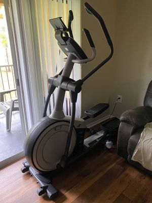 NordicTrack C 7.5 iFit Elliptical Machine for Sale in Hialeah, FL