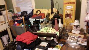 Hurry!!!Come an look kids clothes shoes and toys, electronics vases games skates deco and more for Sale in Cleveland, OH