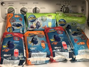 Huggies Little Swimmers for Sale in Mundelein, IL