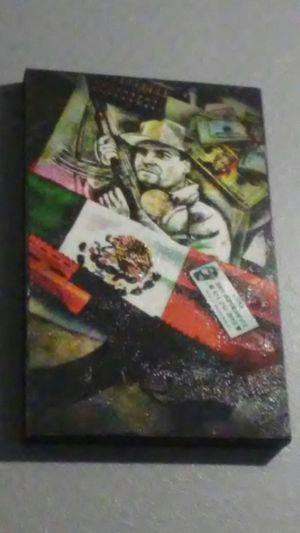 El chapo painting for Sale in San Bernardino, CA