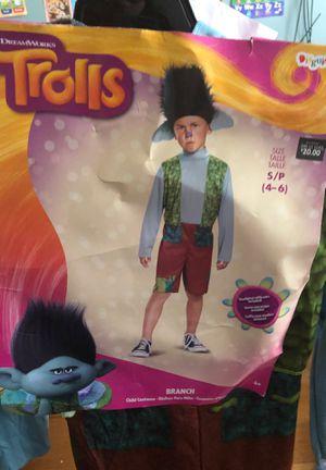 Trolls branch costume for Sale in Burbank, IL