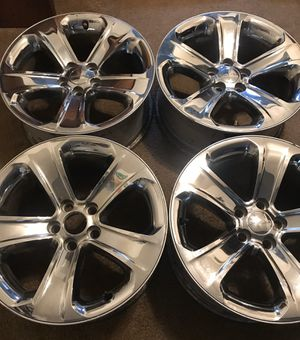 17 X 7 Factory Alloy Wheels, Set of 4 for Sale in Rochester, NY