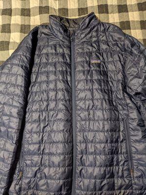 Patagonia Nano Puff Jacket - Men's XXL, Classic Navy for Sale in Seattle, WA