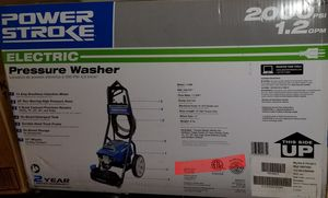 Power Stroke electric pressure washer for Sale in Charlotte, NC
