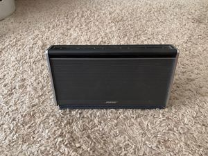 Bose SoundLink Bluetooth speaker for Sale in Mesa, AZ