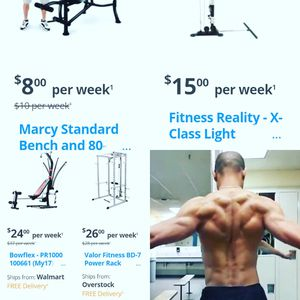 Gym equipment for Sale in Dayton, OH