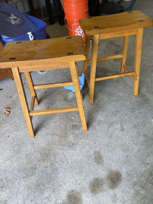 Table stools. Great shape! for Sale in Austin, TX
