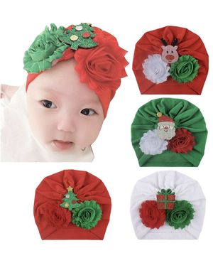 Baby turban Christmas hats for Sale in Chula Vista, CA
