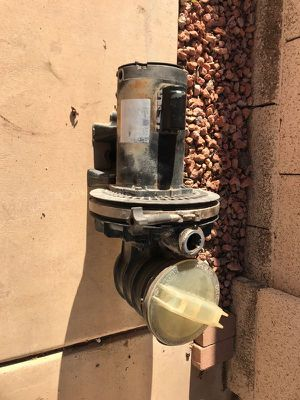 Pool pump 1 hp for Sale in Avondale, AZ