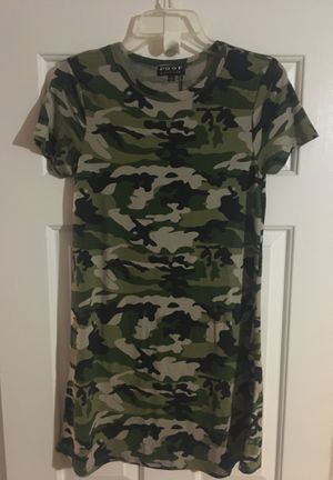 Camo dress for Sale in Garner, NC