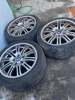 Bmw M3 wheels for Sale in Miami,  FL