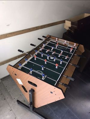 3n1 pool table, foosball, and air hockey for Sale in Miami, FL