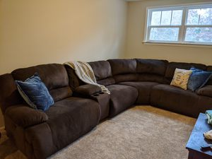 Ashley Furniture Sectional couch for Sale in WHISPER PNES, NC