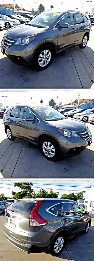 2013 Honda CRV EX 2WD 5 Speed AT for Sale in South Gate, CA