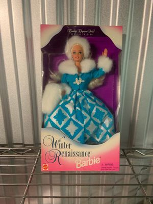 Winter Renaissance Barbie for Sale in Louisville, KY