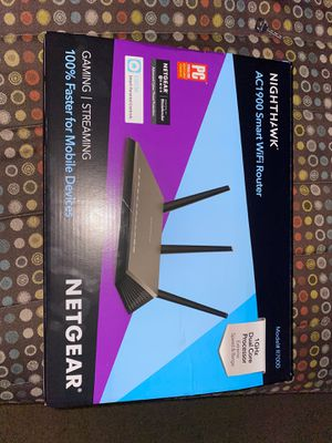 WiFi Router for High Speed Gaming/Internet for Sale in San Diego, CA