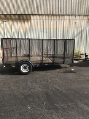 Utility trailer for Sale in Rancho Santa Margarita, CA