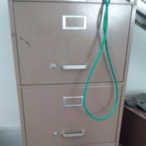 4 Drawer Century Steel File Cabinet $25 for Sale in Kent, WA