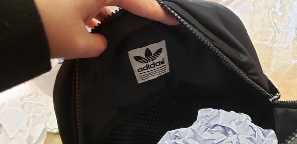 Adidas backpack small