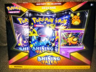 Pokemon TCG Shining Fates Pin Collection for Sale in Clovis, CA