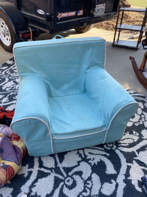 Pottery barn kids foam chair for Sale in San Jose, CA