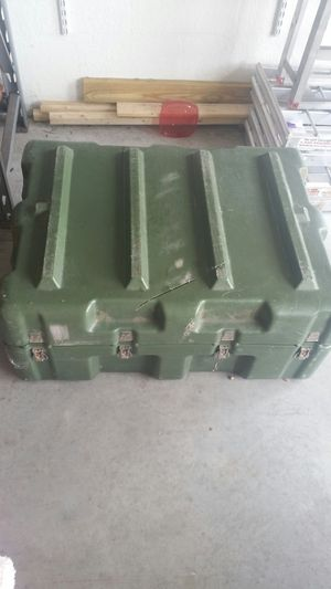 Military storage container for Sale in Lake Wales, FL