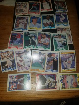 Baseball cards for Sale in MENTOR ON THE, OH