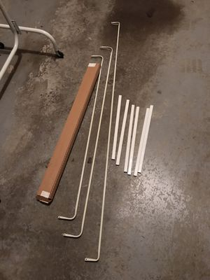 Curtain rack for Sale in Highland, MD