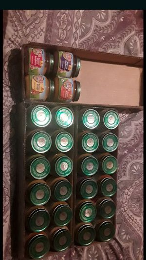Baby food 28 jars asking 15$ for all need gone for Sale in San Antonio, TX