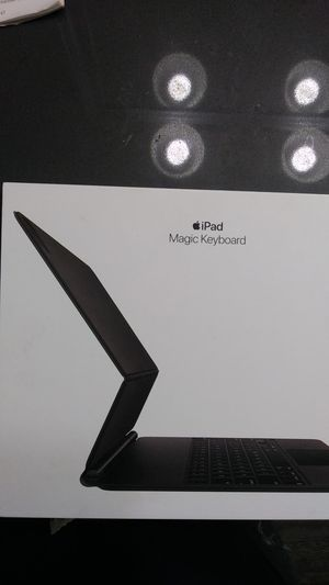 Apple iPad Pro magic keyboard for Sale in Lynnwood, WA