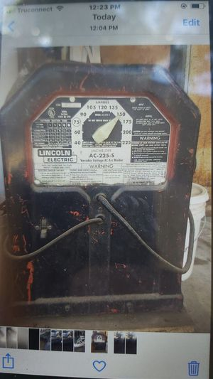 Lincoln electric welder for Sale in San Diego, CA