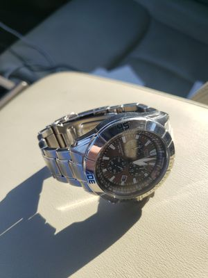 Very nice citizen eco driveeco drive h500 wr100 for Sale in Sunbury, OH