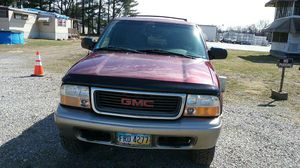 2000 GMC jimmy 4x4 for Sale in Marietta, OH