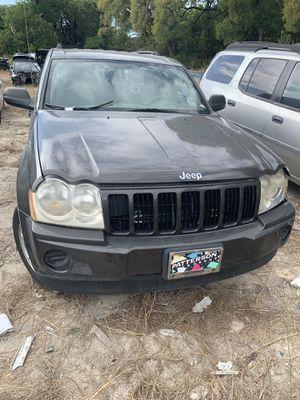 2007 Jeep GrandCherokee for Parts for Sale in Dallas, TX