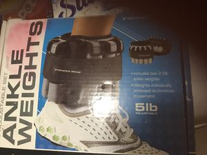 Ankle weights for Sale in Manassas, VA