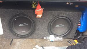 Sobwoofer for Sale in North Springfield, VA