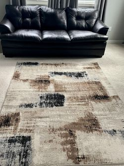 Sofa And Loveseat And Rug for Sale in Winter Garden,  FL