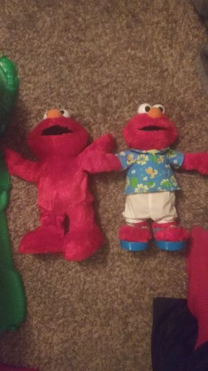 2*Elmo Dolls for Sale in Oklahoma City, OK
