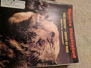 1969 sports illustrated the grizzly for Sale in Corinth, ME